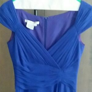 Royal Blue Maggy London Cocktail Dress